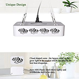 roleadro 300w led horticole floraison lampe de croissance pour plante culture hydroponique lampe. Black Bedroom Furniture Sets. Home Design Ideas
